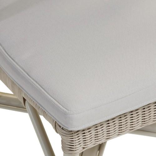 Provence armchair with cushion