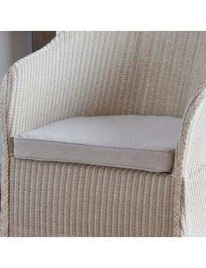Coussin seul ou en option pour le fauteuil en rotin ou - Coussin pour fauteuil en rotin ou osier ...