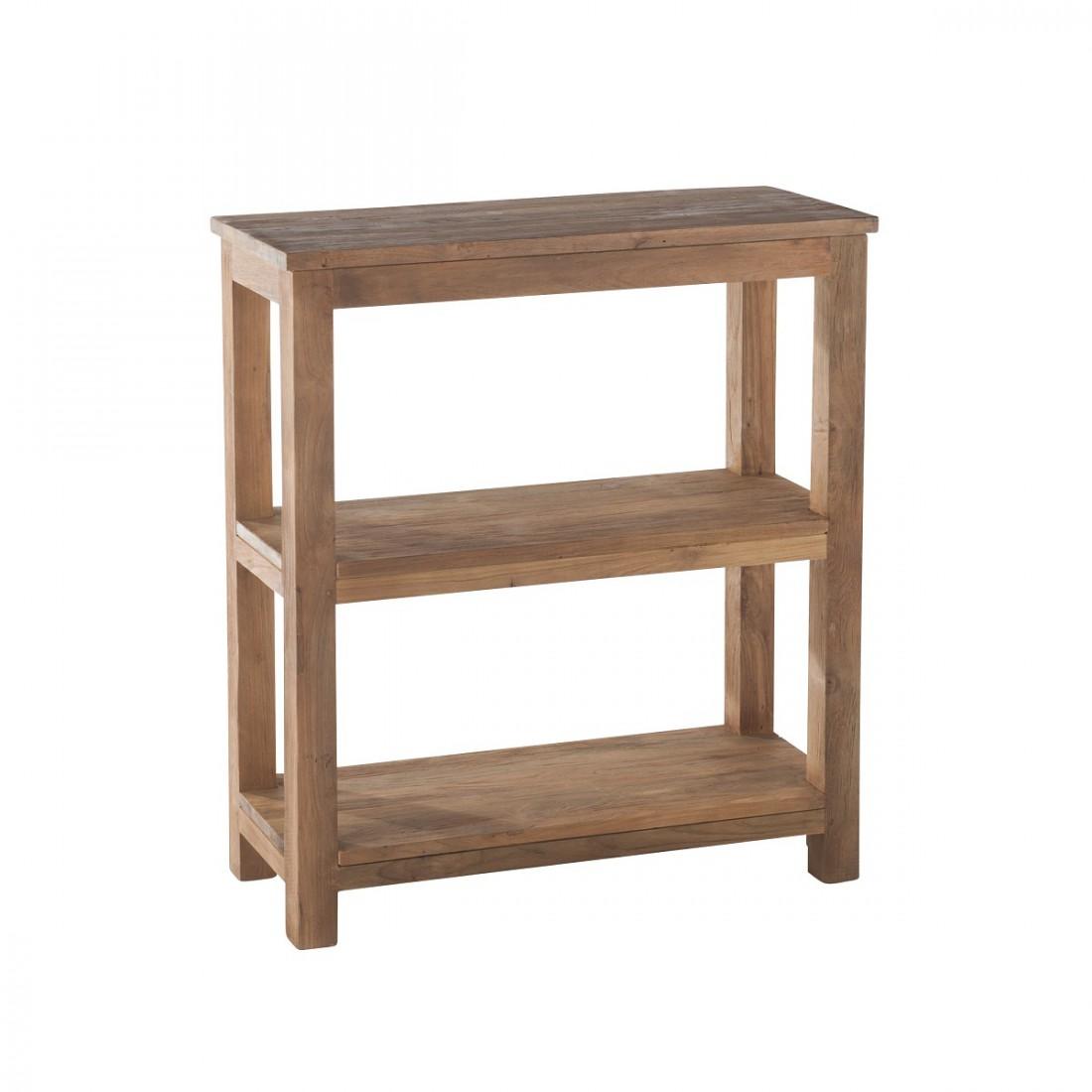 Tremendous 3 Levels Teak Shelf Drift Inzonedesignstudio Interior Chair Design Inzonedesignstudiocom