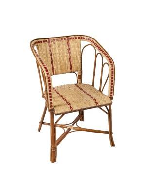 fauteuil en rotin bagatelle - Fauteuil Rotin Vintage