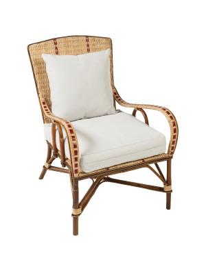 maxi fauteuil en rotin bagatelle fauteuil de salon rotin kok maison. Black Bedroom Furniture Sets. Home Design Ideas