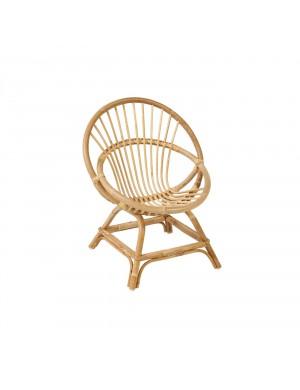 Didier child's rattan armchair