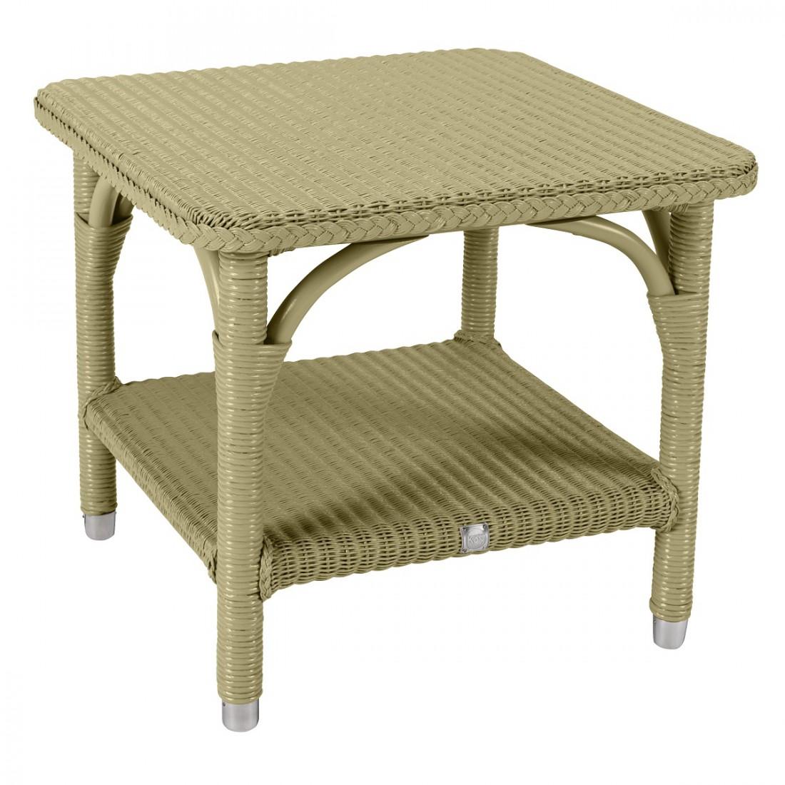 table basse lloyd loom brighton laqu jaune pass. Black Bedroom Furniture Sets. Home Design Ideas