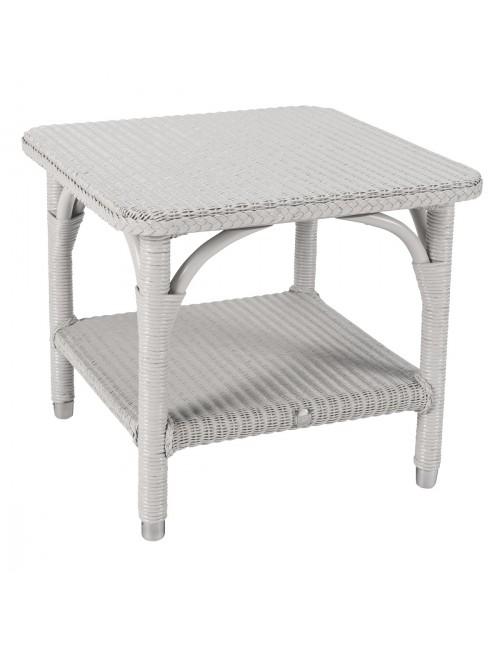 table basse lloyd loom brighton laqu nuage. Black Bedroom Furniture Sets. Home Design Ideas