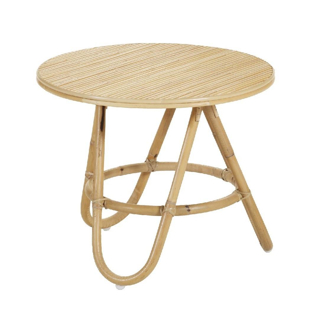 table basse en rotin naturel et plateau rotin naturel diabolo. Black Bedroom Furniture Sets. Home Design Ideas