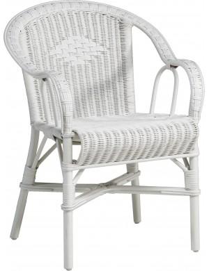 chaise en rotin vintage ou design kok maison. Black Bedroom Furniture Sets. Home Design Ideas