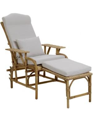 Coussin pour chaise-longue grand-mère