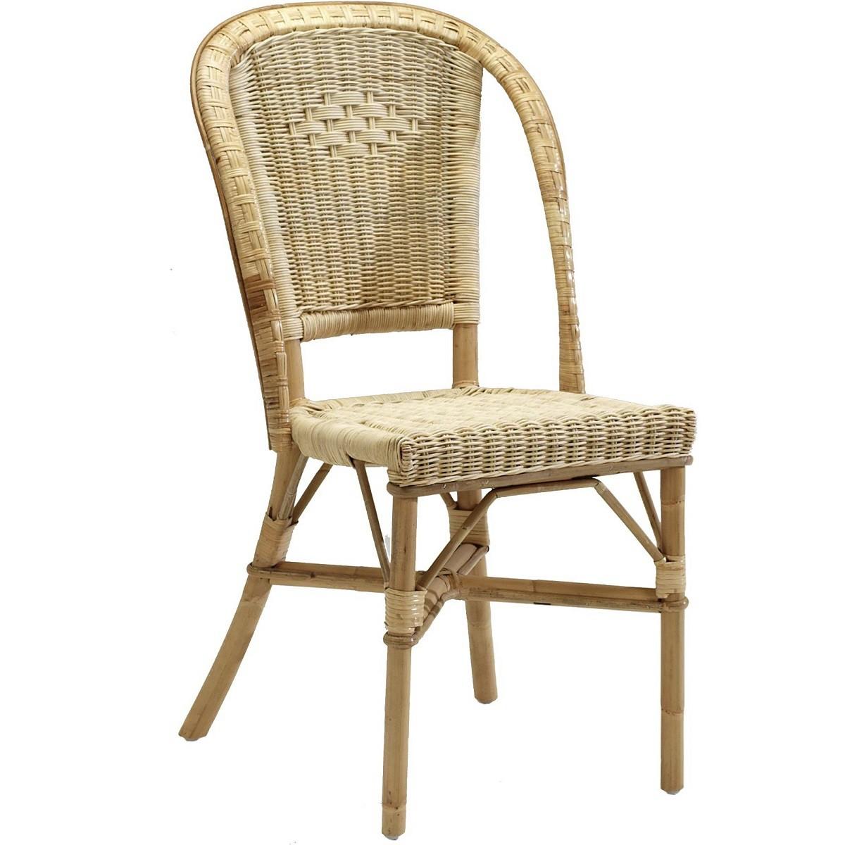 chaise en rotin vuesdesofia. Black Bedroom Furniture Sets. Home Design Ideas