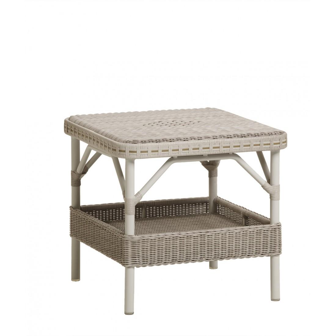 Table basse en r sine dune nantucket pm - Table basse en resine ...