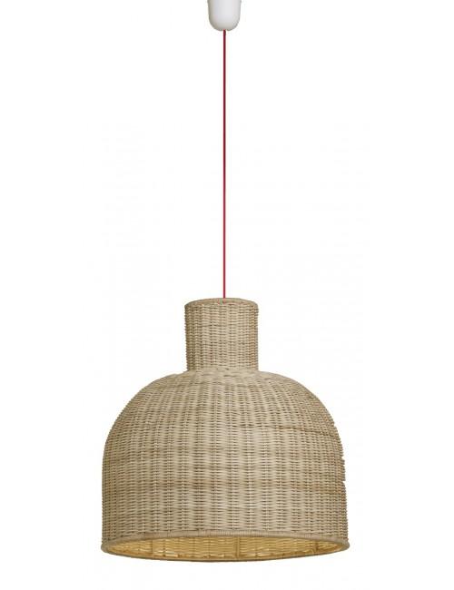 luminaire en rotin naturel abat jour rotin. Black Bedroom Furniture Sets. Home Design Ideas