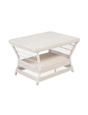 Table basse rectangulaire Biarritz sans verre
