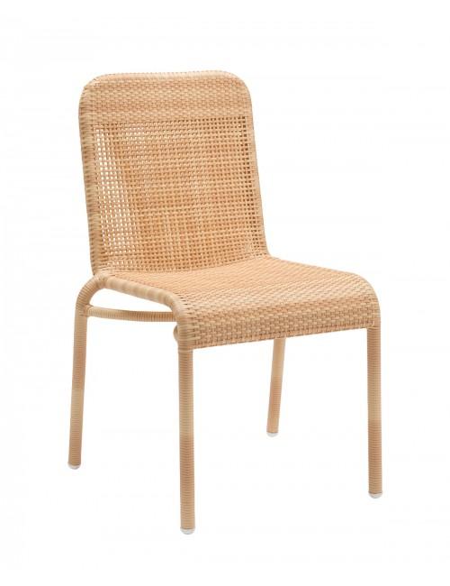 Chaise de jardin Tobago naturelle