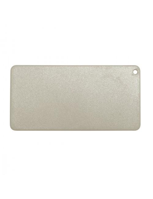 Aluminium SIENNA sample in gris béton