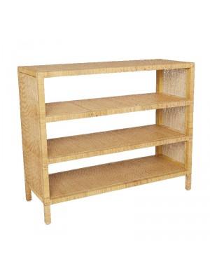 Medium rattan cabinet
