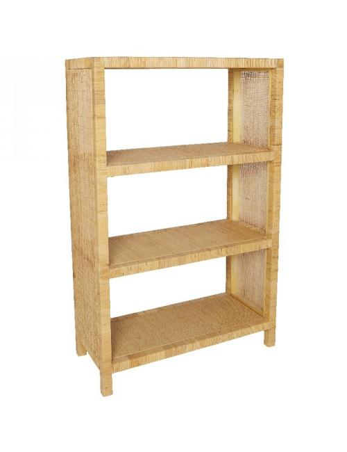Medium rattan cupboard