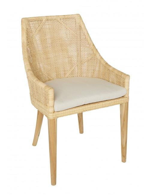 Coussin pour fauteuil de table Saigon de chez KOK MAISON