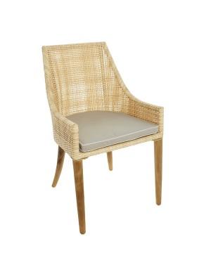 Sao Polo outdoor carver w/o cushion