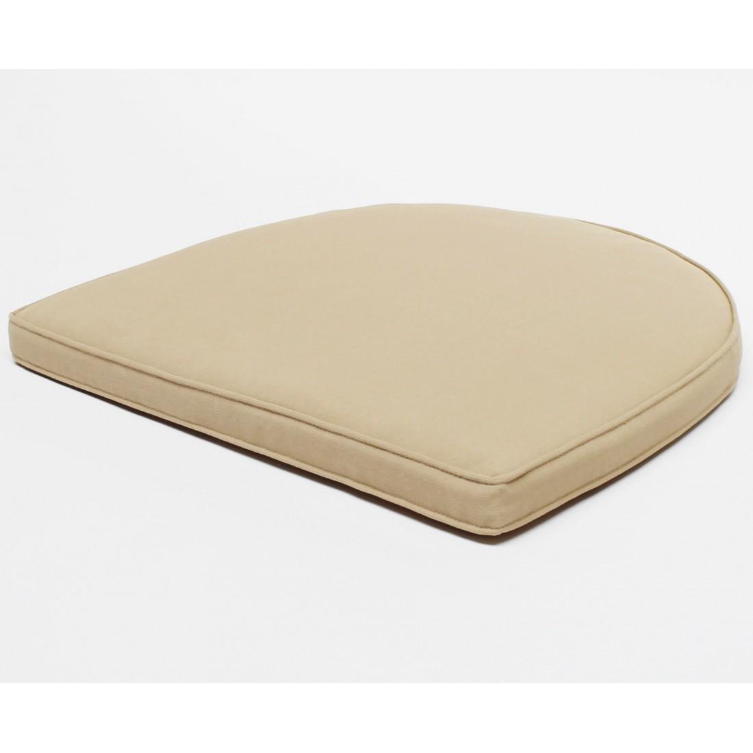 Coussin beige en option pour bridge de jardin n mo for Coussin pour lit de jardin