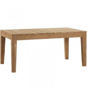 Meubles de jardin en résine et tables en teck KOK Maison - KOK MAISON