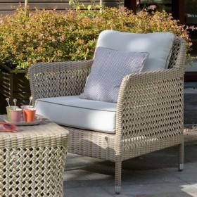 Ensemble 28pcs Salon en rotin et table/coussin pour jardin/patio meubles  extérieur Brun