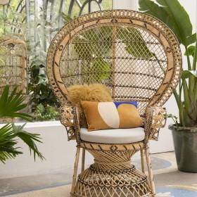 meubles en rotin vintage et r tro les meilleures ann es. Black Bedroom Furniture Sets. Home Design Ideas