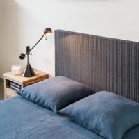 fauteuil en rotin naturel coquille vintage brigitte. Black Bedroom Furniture Sets. Home Design Ideas